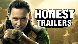 Download Honest Trailers - Thor: The Dark World Video