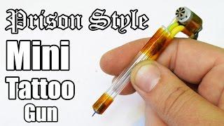 Download TR#19 Mini Tattoo Gun Video