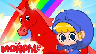 Download Mila and Morphle Go Rainbow Land - My Magic Pet Morphle | Cartoons For Kids | Morphle TV | BRAND NEW Video