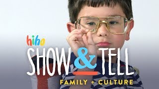 Download Kids Show and Tell - Family & Culture (and try Jollibee!!) Video