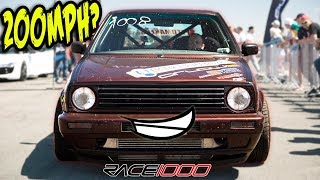 Download 1300HP VW GTI Goes 330kmh! (AWD Turbo VR6!) Video