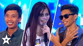 Download TOP 6 MOST VIEWED Auditions on Pilipinas Got Talent 2018 Video
