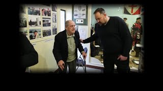 Download D-Day veteran committed to saving France's honor Video