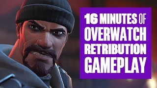 Download 16 minutes of Overwatch Retribution Gameplay (Overwatch Archives) Video