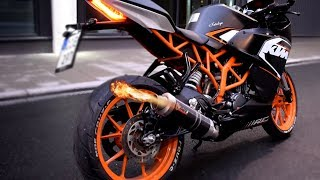 Download Top 125 CC Motorcycle Exhaust Compilation (Yamaha, KTM, CBR & more...) Video