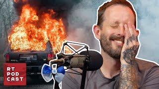 Download How Do You Unmelt A Car? - #548 | RT Podcast Video