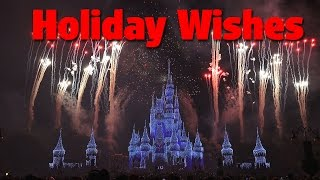 Download Holiday Wishes - Celebrate the Spirit of the Season | Mickey's Very Merry Christmas Party 2016 Video