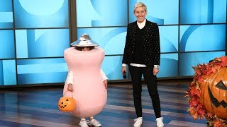 Download Ellen Presents Last-Minute Halloween Costumes Video