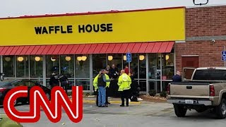 Download 4 killed at Tennessee Waffle House as police search for seminude suspect Video