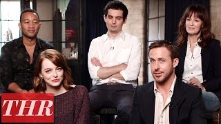 Download Ryan Gosling & Emma Stone Share Personal Audition Stories in 'La La Land' | TIFF 2016 Video