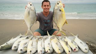 Download Florida's MOST Expensive Fish! Catch Clean Cook- Florida Pompano Video