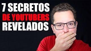 Download Top 7 secretos que NO SABES detrás de los youtubers y te los digo Video