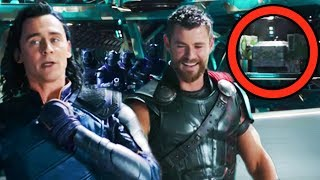 Download THOR RAGNAROK Breakdown - EVERYTHING YOU MISSED! (Easter Eggs & References) Video