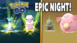 Download SHINY HUNT CONTINUES & EPIC 10 KM EGG HATCHES! Pokemon GO Video