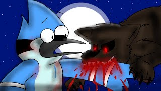 "Download Mordecai & Rigby turn into Werewolves! ""Regular Show"" Video"
