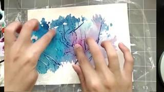 Download 3 Simple Tricks for Unique Watercolor Textures Video