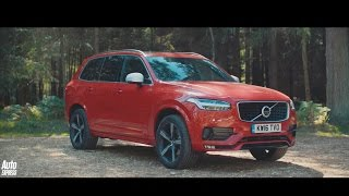 Download Why the Volvo XC90 is the Auto Express Large SUV of the Year 2016 (sponsored) Video