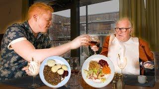 Download Testar maten på ett svenskt äldreboende Video