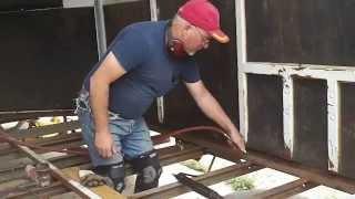Download The Horse Trailer Guru presents Preparing and Replacing Wood Trailer Floors Video