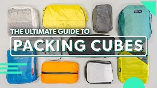 Download The Ultimate Packing Cubes Guide | How To Use & Choose The Best Packing Cubes For Travel Video