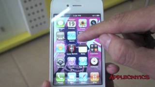 Download New White iPhone 5 Leaked Running iOS5! Official Video Video