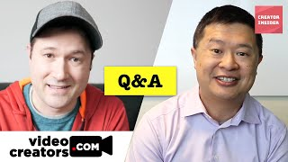 Download Q&A with Tim Schmoyer from Video Creators, Part 2! Video