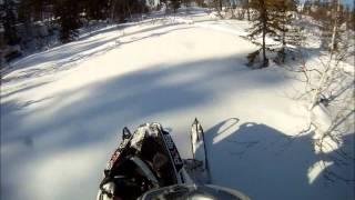 Download Piston failure = destroyed engine on my 2013 Polaris Assault Boondocker turbo. Video