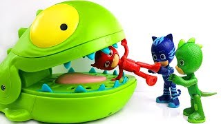 Download PJ Masks , Paw Patrol , Peppa Pig , Oddbods With Crocodile Toys Learn Colors Video