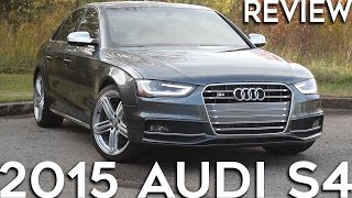 Download 2015 Audi S4: Hardcore Sleeper Sedan Video