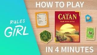 Download How to Play Catan in 4 Minutes - Rules Girl Video