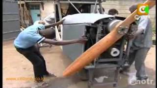 Download Kenyan Homebuilt Aircraft Manufacturer - Sharazurpost Video
