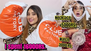 Download Expensive Club factory haul || I spent 16000 Rs. || shystyles Video