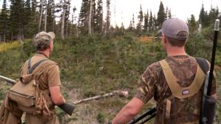 Download Steven Rinella Gets False-Charged By A Grizzly Bear in British Columbia on MeatEater Video