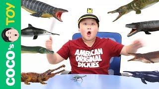 Download 아빠에게 선물받은 어룡과 수장룡 2탄을 소개합니다. 공룡이름 외우기, 공룡이야기, 어린이 한글 배우기, 컬렉타ㅣ꼬꼬스토이 Video