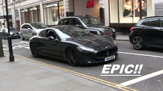 Download MASERATI GRANTURISMO MC STRADALE RIDE!! Video