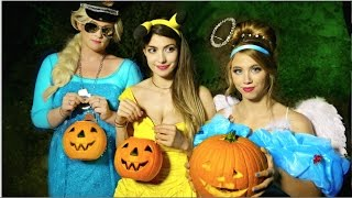 Download Disney Princess Halloween Party Video