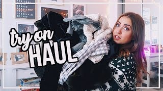 Download HUGE WINTER TRY-ON HAUL 2018! Affordable Winter Pieces Video