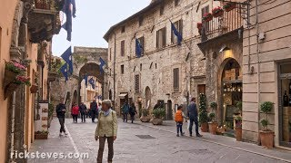 Download Assisi, Italy: Home of St. Francis Video