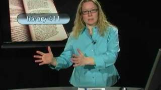 Download Library 411 - Research Tips Video