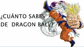 Download ¿Cuánto sabes de Dragon Ball? ¿Eres un verdadero fan? ¡Demuéstralo! Video