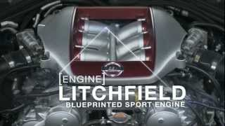 Download Litchfield Nissan GTR at the Nurburgring Video