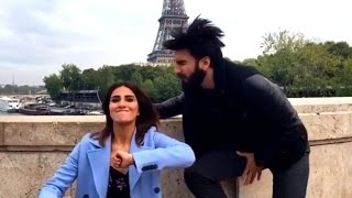 Download All the PAGALPANTI Ranveer Singh did before Befikre trailer launch Video