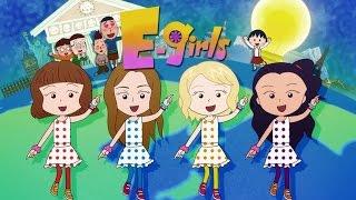 Download E-girls / おどるポンポコリン ~Animation Clip~ Video