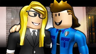 Download SAVING OFFICER ROOFUS' WIFE! ( A Roblox Jailbreak Roleplay Story) Video