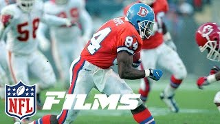 Download #5 Shannon Sharpe   Top 10 Tight Ends of All Time   NFL Films Video