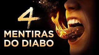 Download 4 MENTIRAS QUE O DIABO QUER QUE VOCÊ ACREDITE (A 4ª Acontece Muito) - Pastor Antonio Junior Video