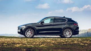 Download 2018 Alfa Romeo Stelvio - offroad driving, nice footage and overview. Sound and acceleration! Video