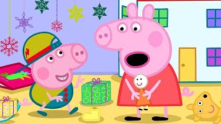 Download Kids Videos 🎄 Tidy up for Christmas 🎄 Peppa Pig Christmas | Peppa Pig Official | New Peppa Pig Video