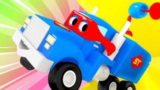 Download The mini Super Truck - Carl the Super Truck - Car City ! Cars and Trucks Cartoon for kids Video