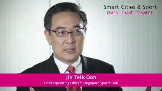 Download Interview with Jin Teik Oon, Chief Operating Officer, Singapore SportsHub Pte Ldt Video